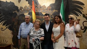 Marbella Town Hall Officially Awards MIUC Scholarships