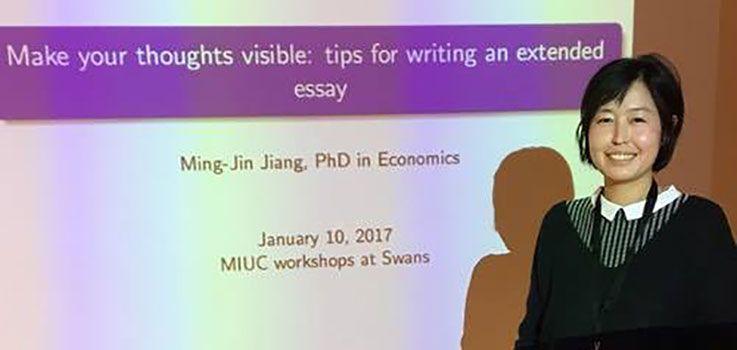 Academic skills: Extended Essays (Workshop)