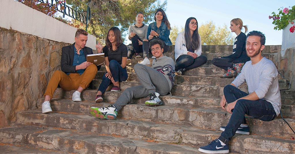 International-College-in-Spain-Students