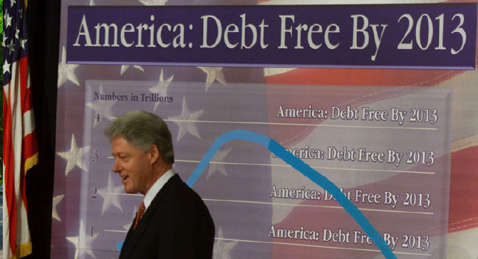 America Debt Free by 2013