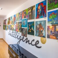 MIUC Art Exhibition Paintings 2