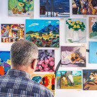 MIUC Art Exhibition Paintings 3