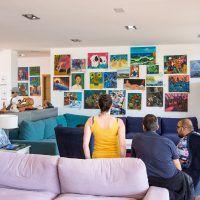 MIUC Art Exhibition Paintings 4