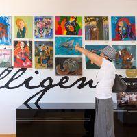 MIUC Art Exhibition Paintings 5