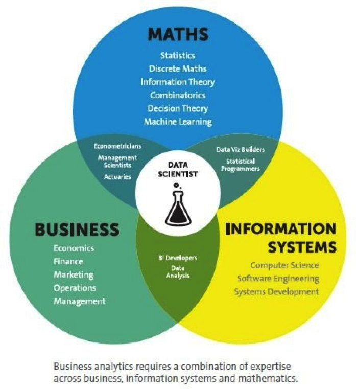Business Analytics Infograph