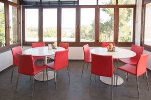 Marbella International University Centre Cafeteria