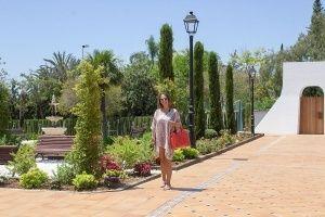 Marbella International University Centre Garden