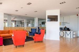Marbella International University Centre Loby