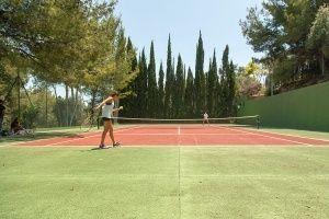 Marbella International University Centre Tennis Court
