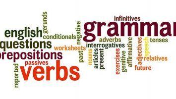 GRAMMAR matters or….grammar MATTERS