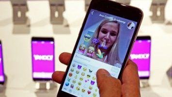 Yahoo's Audio-Free Video Messaging App