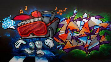 Graffiti & politics