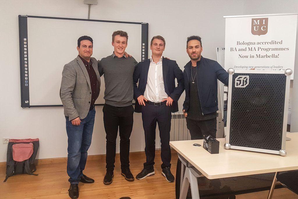 Seminar Entrepreneurship Creating a Successful Start-up