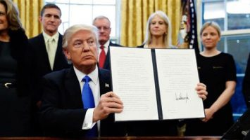 Trump's new executive order on travel bans