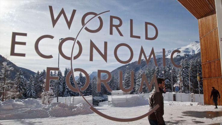 World Economic Forum in Davos 2018