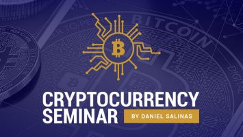 Cryptocurrency trading seminar