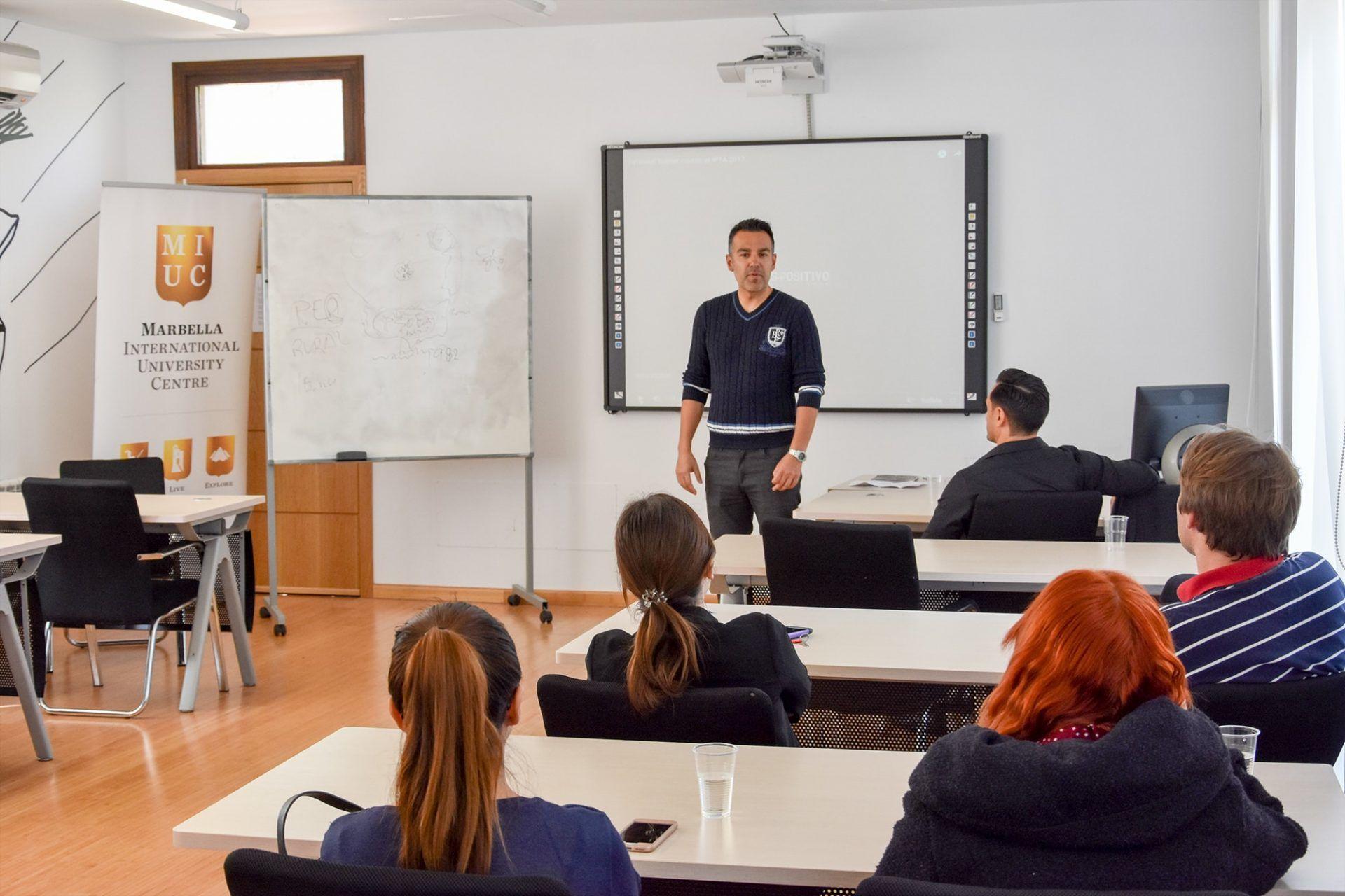 Fitness and Nutrition seminar by Antonio Fonduca 2