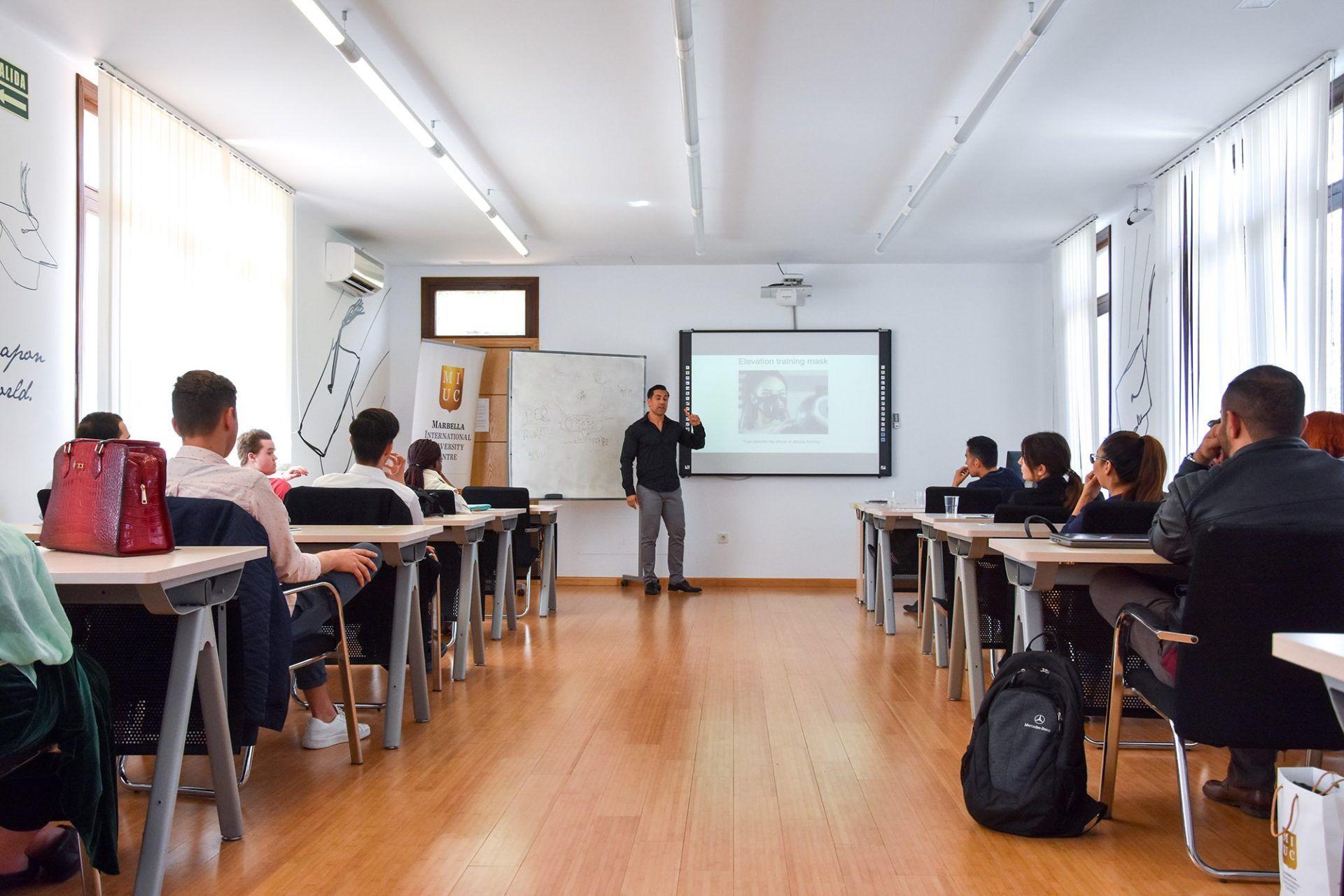 Fitness and Nutrition seminar by Antonio Fonduca 3
