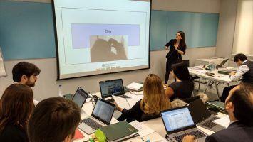 International contract law in LLM programme at Centro de Estudios Garrigues