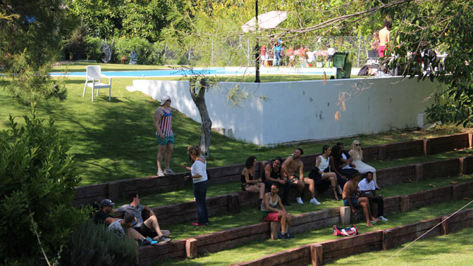 MIUC holds its fourth Annual Pool Party and BBQ