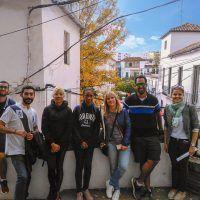 MIUC Students Tapas Tour