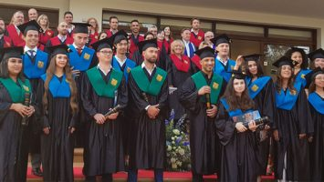 MIUC Graduaction Ceremony 2019 Slider