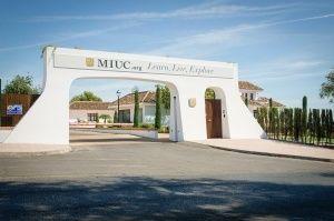 Marbella International University Centre - Entrance